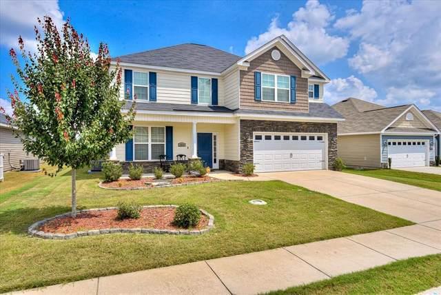 7050 Summerton Drive, Augusta, GA 30909 (MLS #473289) :: Shannon Rollings Real Estate