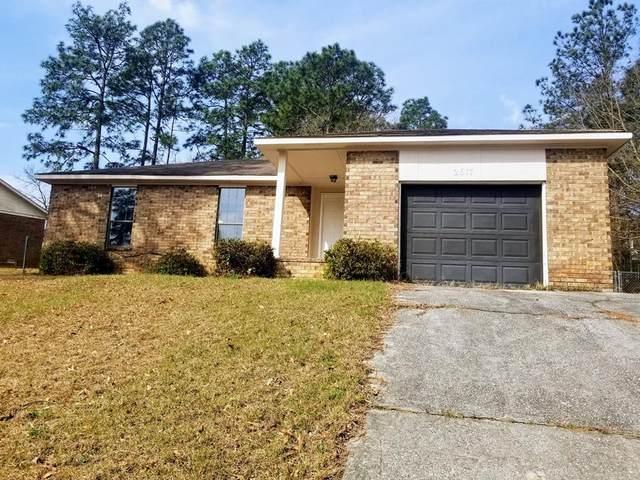 2617 SE Claymont Drive, Hephzibah, GA 30815 (MLS #473316) :: For Sale By Joe | Meybohm Real Estate
