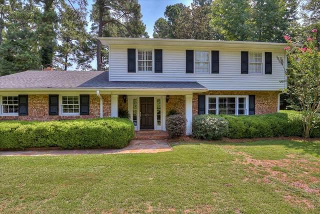 2219 Morningside Drive, Augusta, GA 30904 (MLS #473332) :: Rose Evans Real Estate