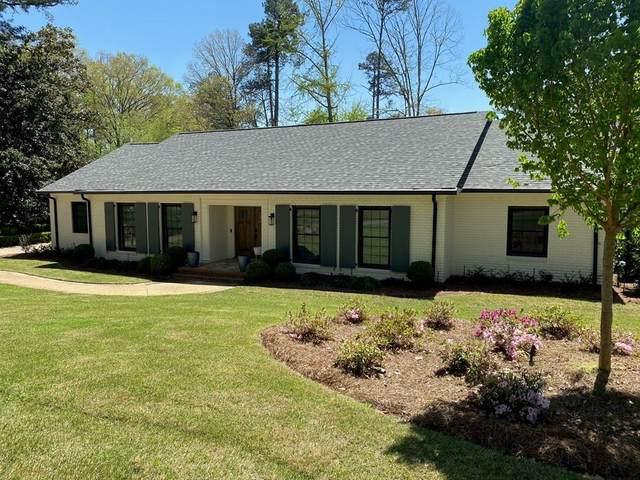 3402 Sasanqua Drive, Augusta, GA 30909 (MLS #473349) :: RE/MAX River Realty