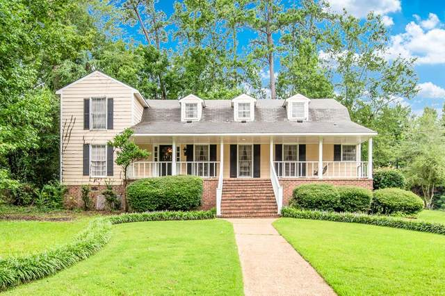 1033 Brookwood Drive, Augusta, GA 30909 (MLS #473408) :: Rose Evans Real Estate