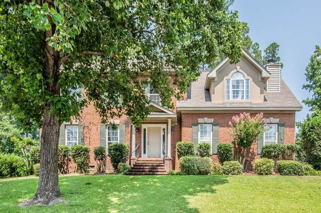 409 Cooper Mill Road, North Augusta, SC 29860 (MLS #473412) :: Rose Evans Real Estate