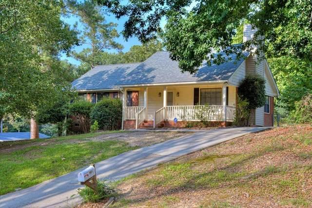 1400 Springfield Circle, Augusta, GA 30909 (MLS #473462) :: RE/MAX River Realty