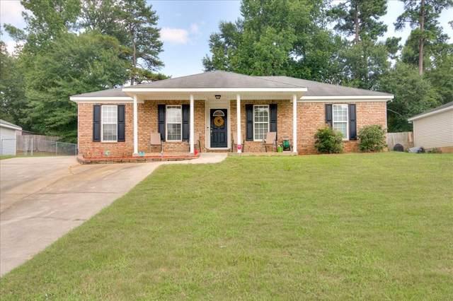 2306 Prescott Drive, Hephzibah, GA 30815 (MLS #473592) :: Shannon Rollings Real Estate