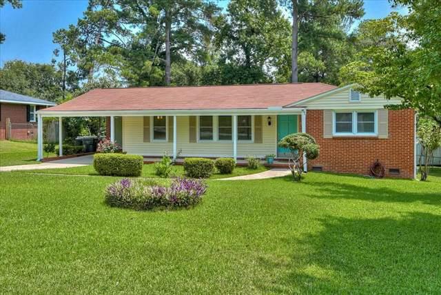 2222 Silverdale Road, Augusta, GA 30906 (MLS #473642) :: For Sale By Joe   Meybohm Real Estate
