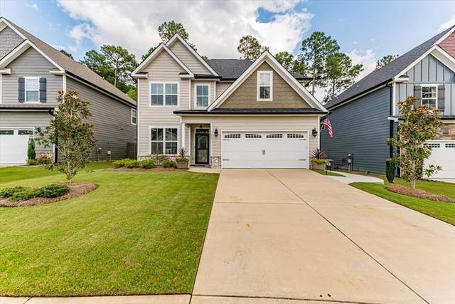 331 Colonnades Drive, Evans, GA 30809 (MLS #473643) :: Rose Evans Real Estate