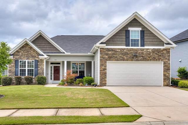 812 Williford Run Drive, Grovetown, GA 30813 (MLS #473685) :: Rose Evans Real Estate