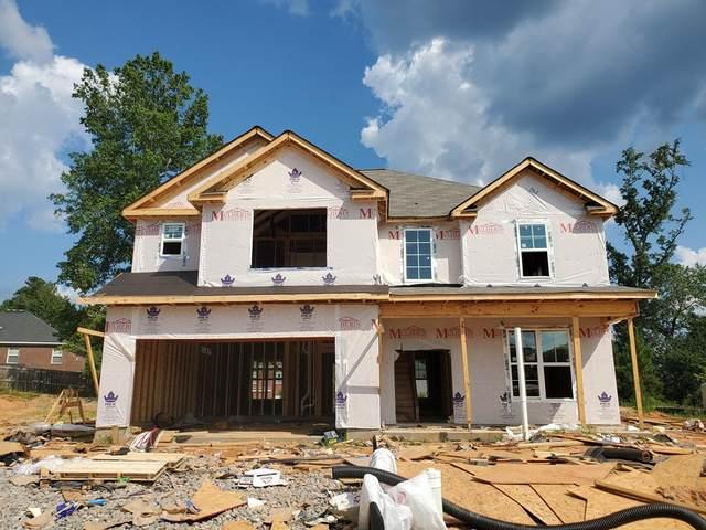 203 Preston Court, North Augusta, SC 29860 (MLS #473876) :: Melton Realty Partners