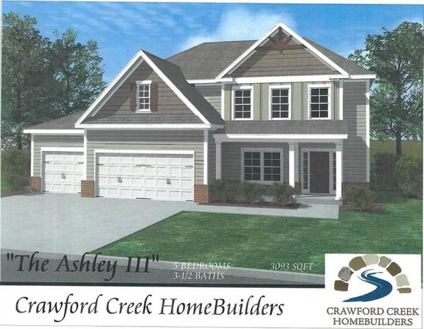 647 Bunchgrass Street, Evans, GA 30809 (MLS #473878) :: Better Homes and Gardens Real Estate Executive Partners