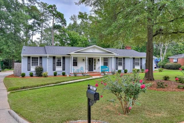 602 Canterbury Drive, Augusta, GA 30909 (MLS #473885) :: Melton Realty Partners