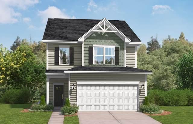 867 Delta Lane, Aiken, SC 29801 (MLS #474098) :: Melton Realty Partners