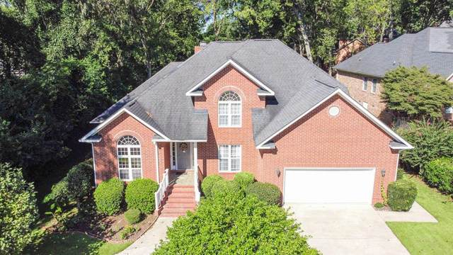 872 River Bluff Road, North Augusta, SC 29841 (MLS #474216) :: Shannon Rollings Real Estate