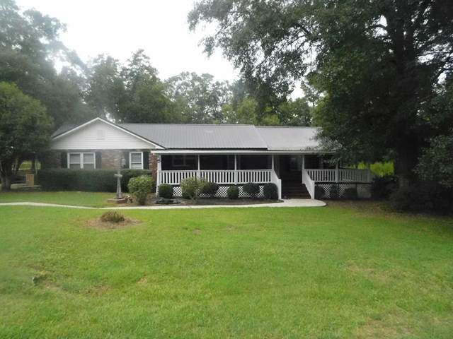 120 Circle Drive, Lincolnton, GA 30817 (MLS #474231) :: Melton Realty Partners
