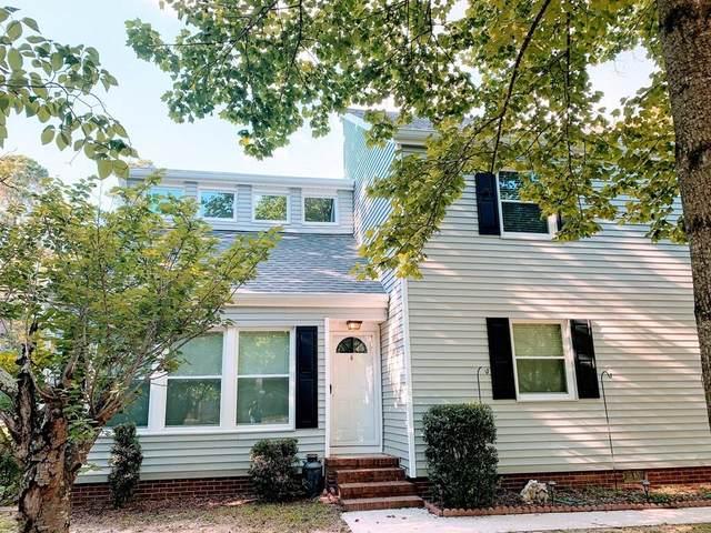 1670 Partridge Drive, Aiken, SC 29803 (MLS #474466) :: For Sale By Joe | Meybohm Real Estate