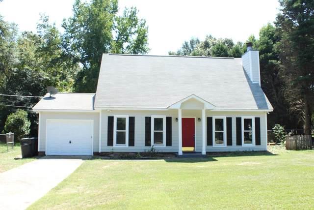 1622 Pine Ridge Drive N, Hephzibah, GA 30815 (MLS #474487) :: REMAX Reinvented   Natalie Poteete Team