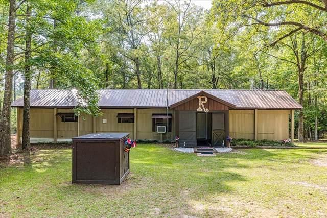 1025 Pine Drive, Lincolnton, GA 30817 (MLS #474559) :: McArthur & Barnes Group | Meybohm Real Estate