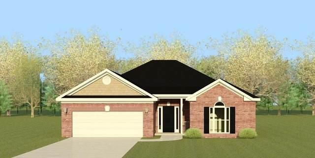 2994 Easton Drive, Hephzibah, GA 30815 (MLS #474614) :: McArthur & Barnes Group | Meybohm Real Estate