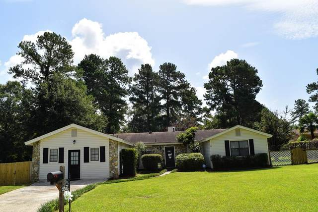 2505 Castlewood Court, Augusta, GA 30904 (MLS #474743) :: RE/MAX River Realty