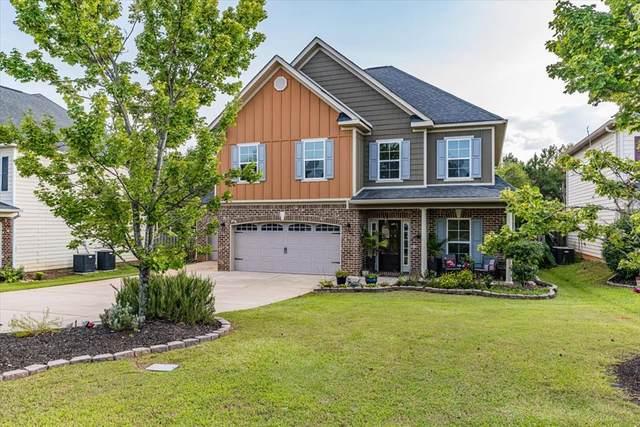 4064 Starview Lane, Evans, GA 30809 (MLS #475151) :: Rose Evans Real Estate