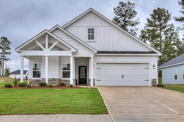 5326 Greyton Circle, North Augusta, SC 29860 (MLS #475192) :: McArthur & Barnes Group | Meybohm Real Estate