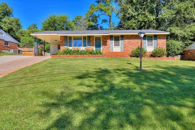 1223 Oakdale Road, Augusta, GA 30904 (MLS #475385) :: Melton Realty Partners