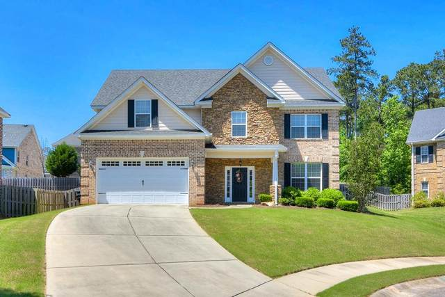 4016 Battery Drive, Evans, GA 30809 (MLS #475415) :: Better Homes and Gardens Real Estate Executive Partners