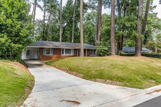 425 Aumond Road, Augusta, GA 30909 (MLS #475438) :: Melton Realty Partners