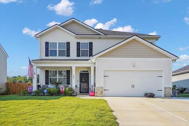 148 Lookout Loop, North Augusta, SC 29841 (MLS #475498) :: McArthur & Barnes Group | Meybohm Real Estate
