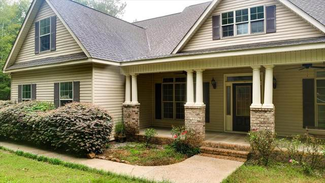 580 Springhaven Drive, North Augusta, SC 29860 (MLS #475506) :: Rose Evans Real Estate