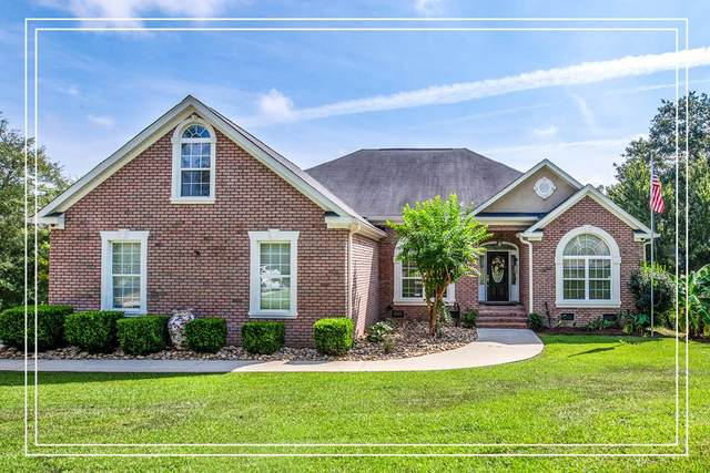 3243 Maplewood Drive, North Augusta, SC 29841 (MLS #475587) :: Shannon Rollings Real Estate