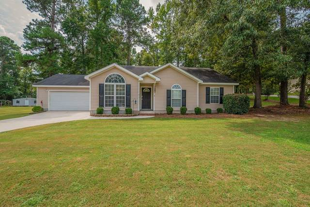 812 Coronet Drive, North Augusta, SC 29860 (MLS #475614) :: RE/MAX River Realty