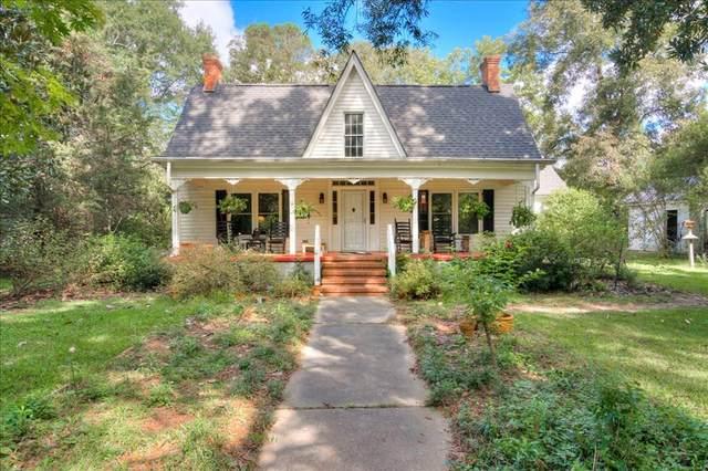 213 Davidson Street, Crawfordville, GA 30631 (MLS #475630) :: Young & Partners