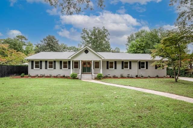 154 SE Barnard Avenue, Aiken, SC 29801 (MLS #475664) :: Better Homes and Gardens Real Estate Executive Partners
