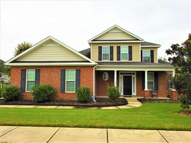 920 Watermark Drive, Evans, GA 30809 (MLS #475682) :: McArthur & Barnes Group | Meybohm Real Estate