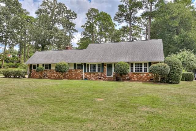 123 Idlewild Drive, Aiken, SC 29803 (MLS #475703) :: For Sale By Joe   Meybohm Real Estate