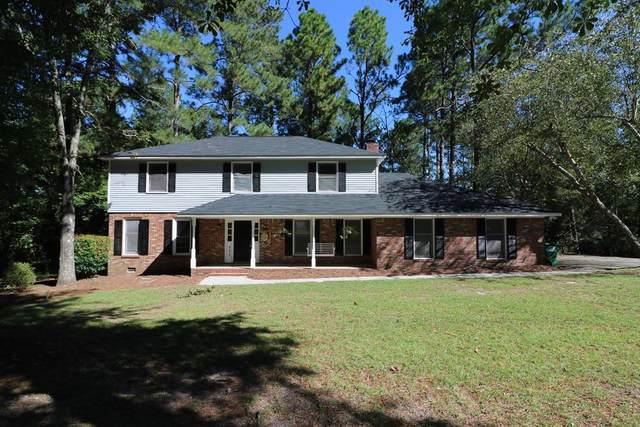 330 Savannah Drive, Aiken, SC 29803 (MLS #475747) :: For Sale By Joe | Meybohm Real Estate