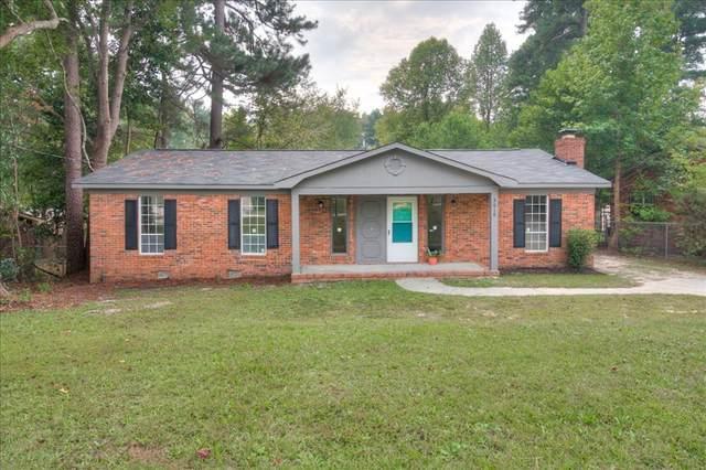 3010 Green Forest Drive, Hephzibah, GA 30815 (MLS #475766) :: For Sale By Joe | Meybohm Real Estate