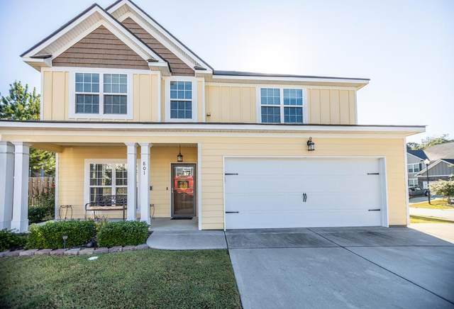 801 Richards Court, Grovetown, GA 30813 (MLS #475927) :: Tonda Booker Real Estate Sales