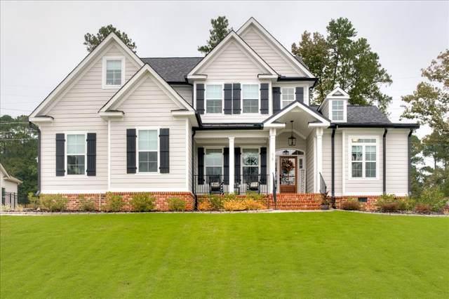 519 Mattock Drive, Evans, GA 30809 (MLS #476104) :: For Sale By Joe   Meybohm Real Estate