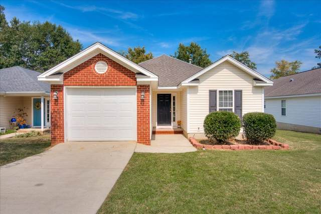 2016 Sylvan Lake Drive, Grovetown, GA 30813 (MLS #476133) :: Tonda Booker Real Estate Sales