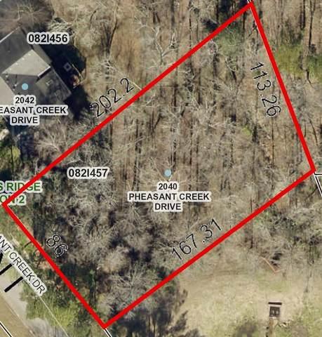 2040 Pheasant Creek Drive, Martinez, GA 30907 (MLS #476155) :: For Sale By Joe   Meybohm Real Estate