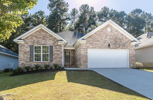 2146 Sylvan Drive, Grovetown, GA 30813 (MLS #476446) :: Tonda Booker Real Estate Sales