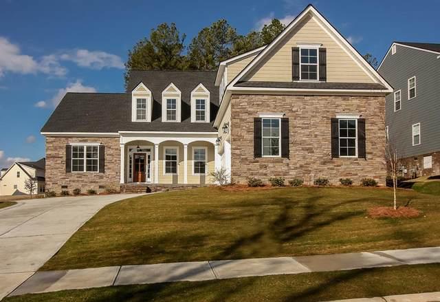 2202 Fothergill Drive, Evans, GA 30809 (MLS #476480) :: Rose Evans Real Estate