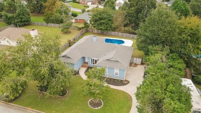 4585 Hebbard Way, Evans, GA 30809 (MLS #476643) :: Rose Evans Real Estate