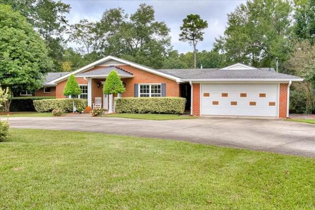 100 Cypress Drive, North Augusta, SC 29841 (MLS #476712) :: Tonda Booker Real Estate Sales