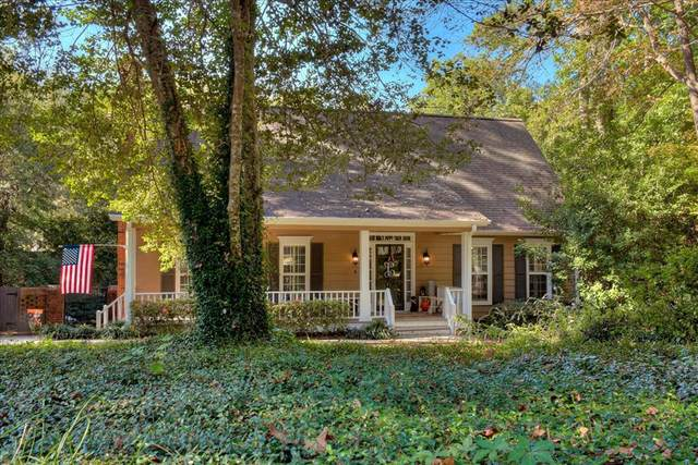322 Habersham Road, Augusta, GA 30907 (MLS #476733) :: For Sale By Joe | Meybohm Real Estate