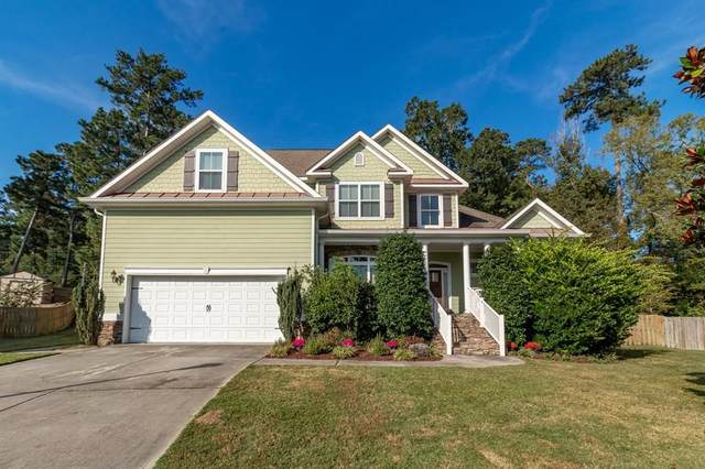 705 Helen Court, Evans, GA 30809 (MLS #477106) :: Ashley Surrency | Meybohm Real Estate