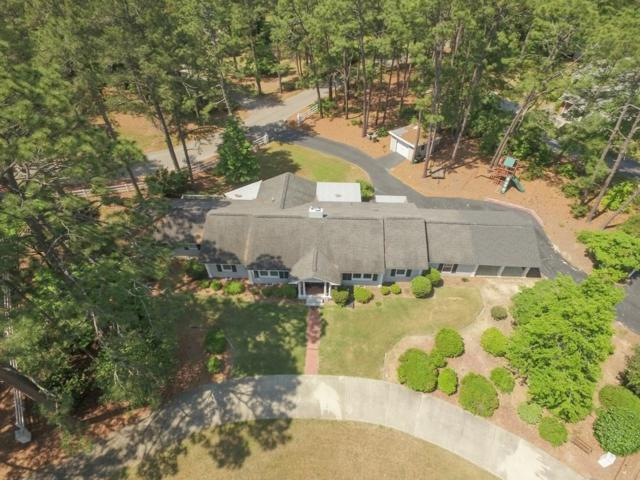 1707 Ridgecrest Avenue, Aiken, SC 29801 (MLS #424458) :: Shannon Rollings Real Estate