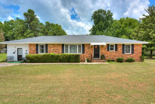 115 Dupont Drive, Aiken, SC 29801 (MLS #425306) :: Shannon Rollings Real Estate