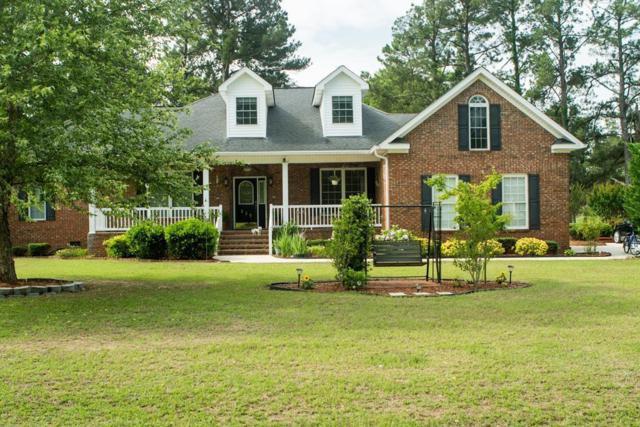225 Shady Oak Lane, Waynesboro, GA 30830 (MLS #427558) :: Shannon Rollings Real Estate